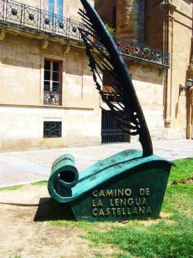 Camino de la Lengua Castellana