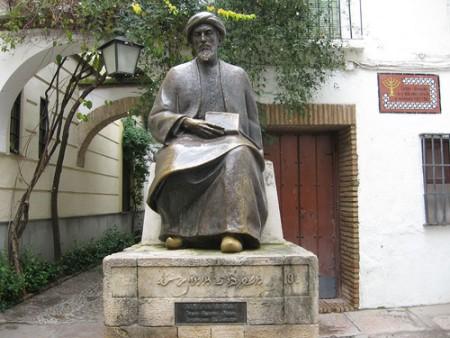 Estatua de Maimónides